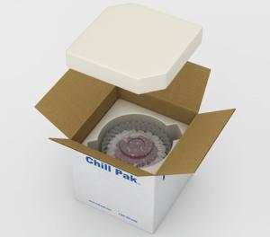 Custom Shipper for Food